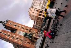 Il cuore della città vecchia