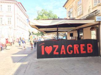 I love Zagreb