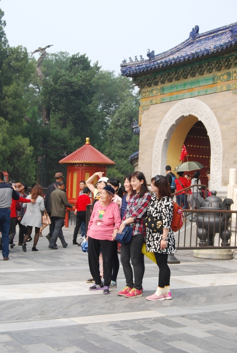 China - people
