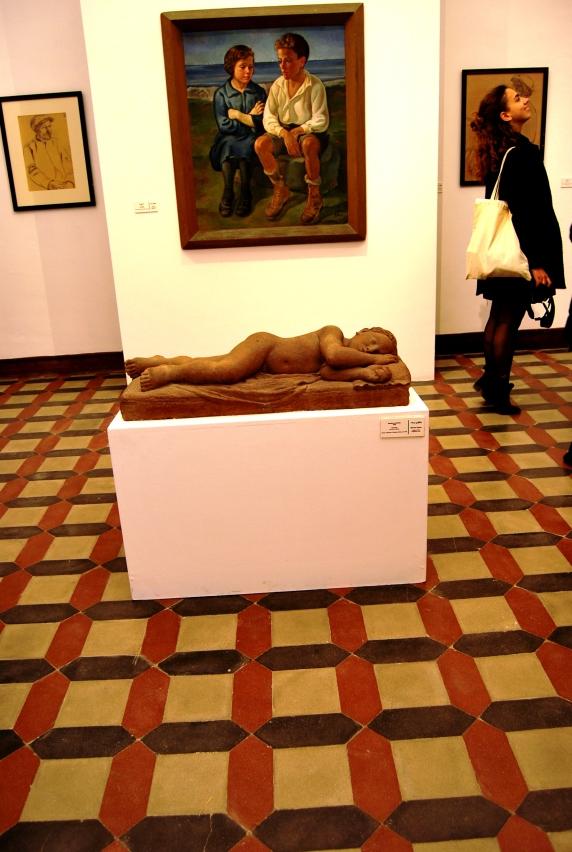 Museo Guttuso. Villa Cattolica