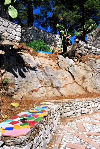 Le Rocce. Taormina
