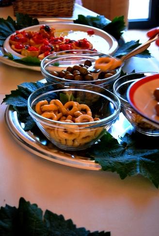 Puglia on the table
