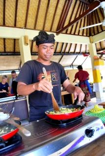 Bali. Cooking class