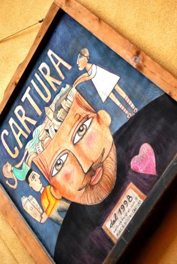 Cartura a Catania
