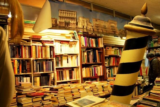 ?Libreria Acqua Alta
