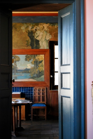 Casa Cuseni - The Dining Room
