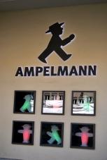 Ampelmann in Berlin
