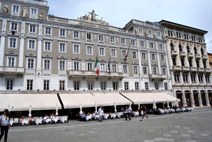 Trieste - Piazza Unità d'Italia
