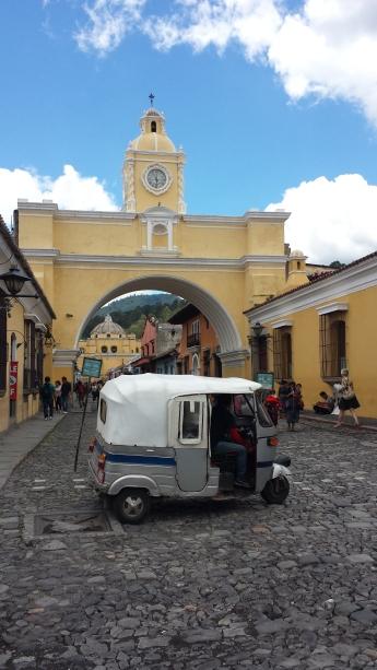 Guatemala Belize con Nicoletta