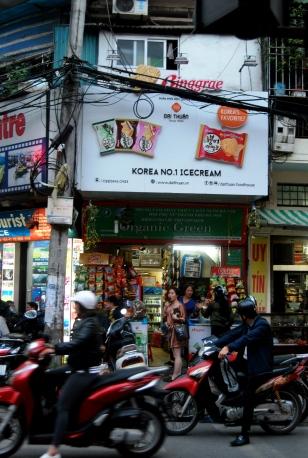 Hanoi Quartiere Antico