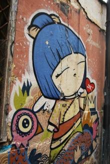 Street art a Valencia