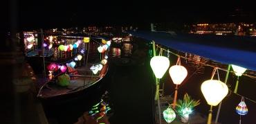 La magia della notte a Hoi An