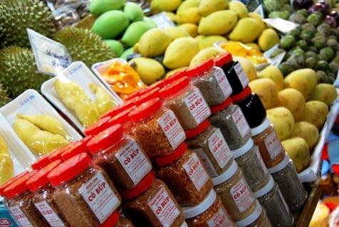 Il mix di sale e spezie per insaporire la frutta