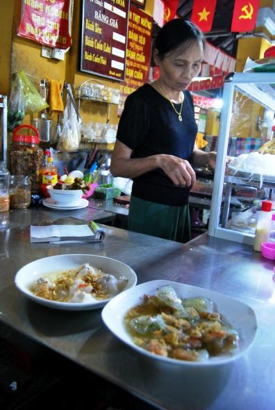 al mercato coperto di Hoi An