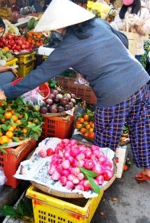 Frutta in Vietnam