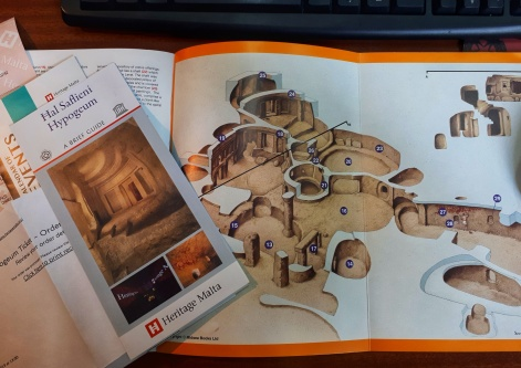 The Hal Saflieni Hypogeum di Anthony Pace - Malta Insight Heritage Guides