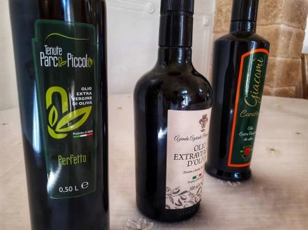 L'Olio di Puglia. Dialoghi Fluidi. Degustazione con Malla Barracane