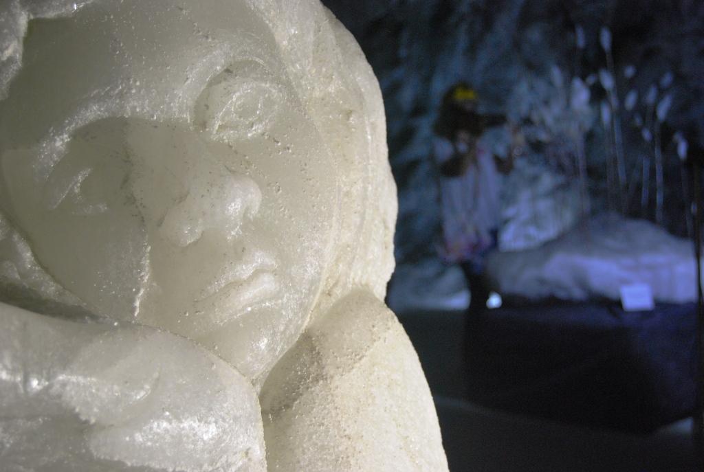 MACSS, il sale che diventa arte in miniera