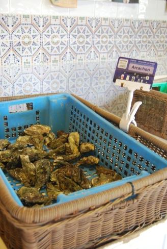 Le ostriche di Arcachon