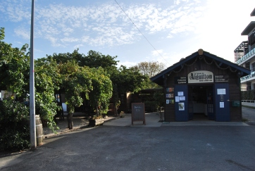 Semplici cabanes dove gustare le ostriche fresche