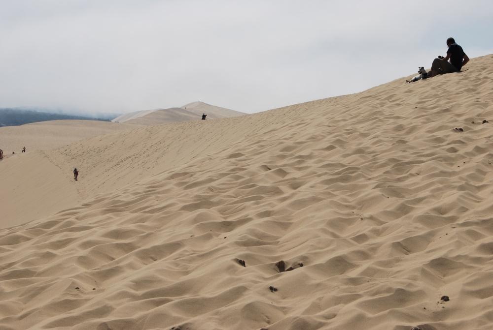 Un pezzo di deserto prestato alla Francia