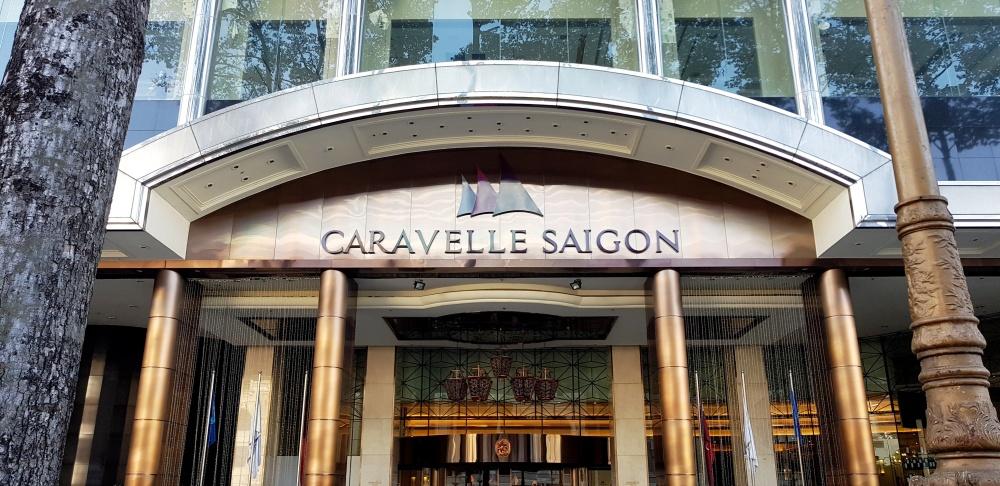 Caravelle Saigon