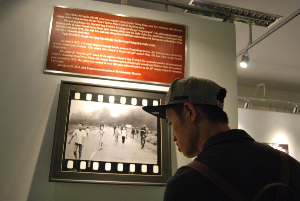 Requiem. Ho Chi Minh City