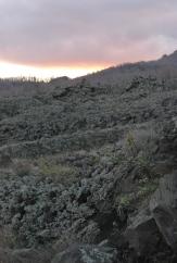 Etna. Paesaggi lunari