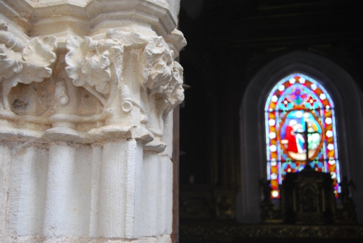 Sette tra chiese e cappelle