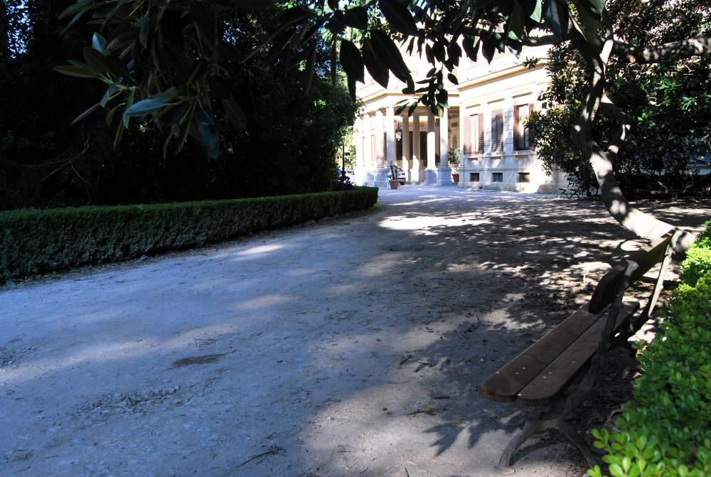 Villa Whitaker a Palermo