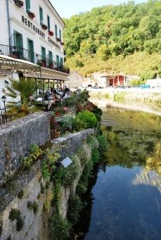 Acqua e pietra a Brantôme