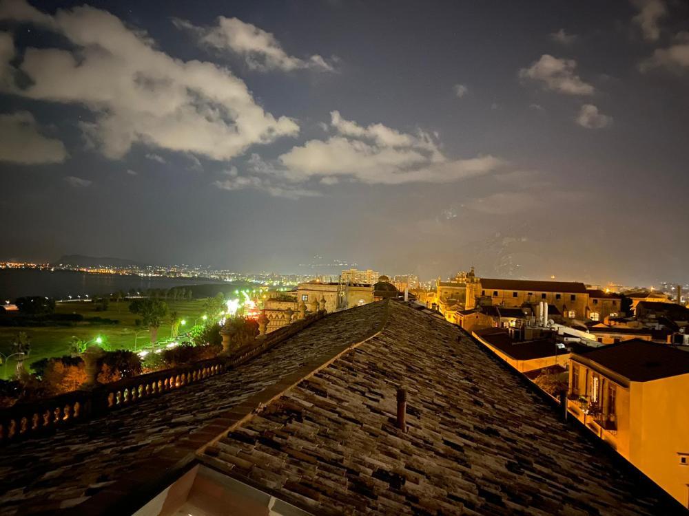 Palermo dai tetti di Palazzo Butera