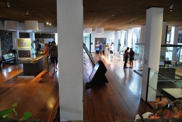 Il centro visitatori Mancha Blanca