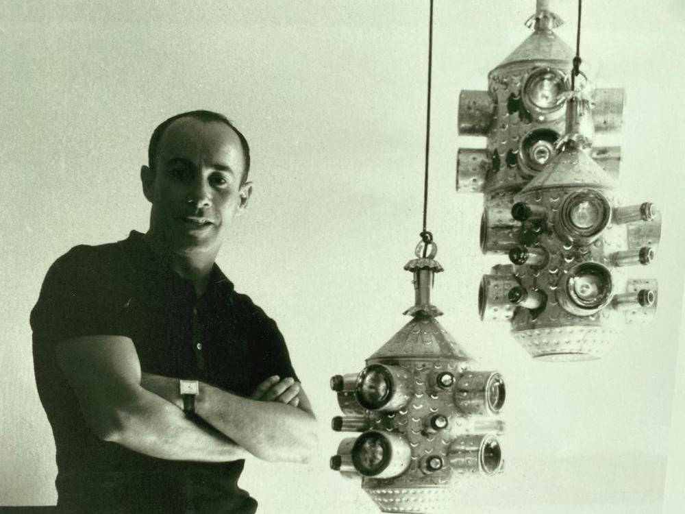 César Manrique e le sue creazioni