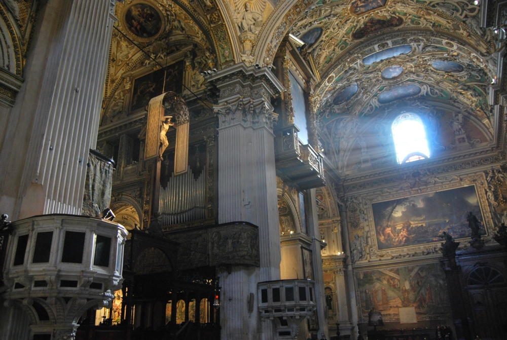 La Basilica di Santa Maria Maggiore