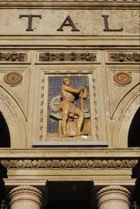 Bergamo. Città Bassa