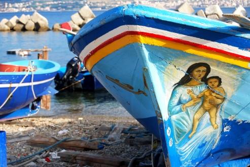 Messina. Mare, tradizione, cibo