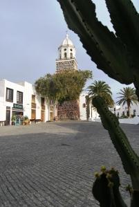 Plaza de la Costitucion, Teguise Lanzarote