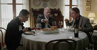 Una scena tratta dalla serie Il Commissario Montalbano. Foto web