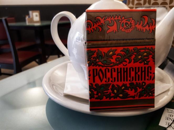 Una tazza di tè insieme sulla scia dei ricordi