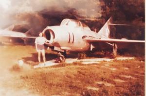 Ad OrlyonoK scoprii la passione per il paracadutismo...