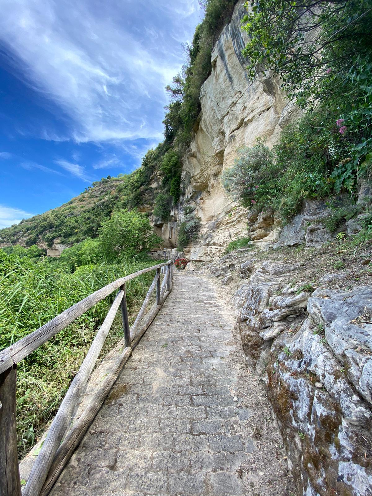 Le Grotte Saracene