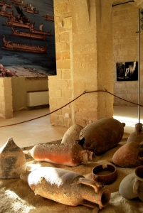 I tesori custoditi nel mare delle Egadi