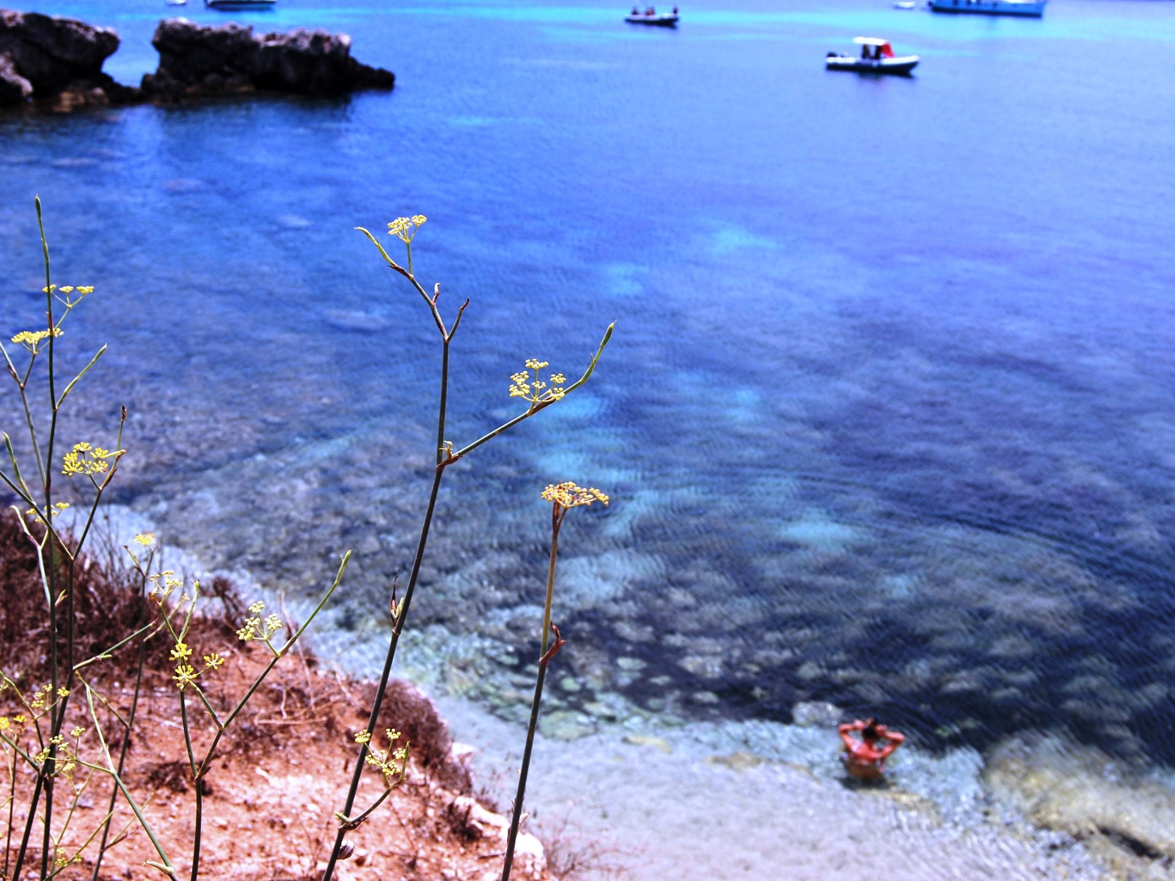 Favignana, isole Egadi, Sicilia