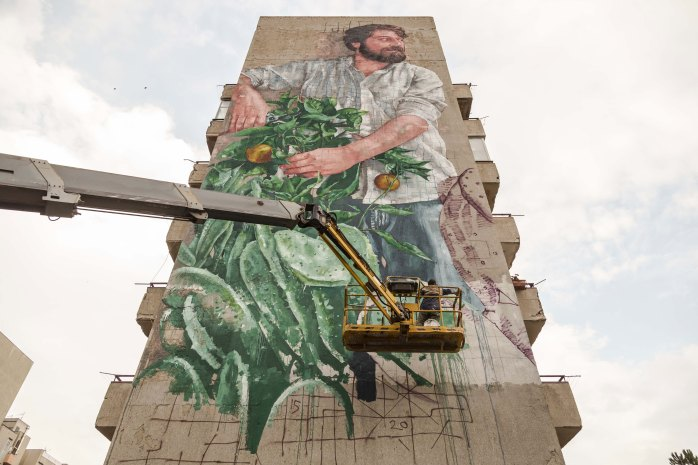 Fintan Magee wip 2016