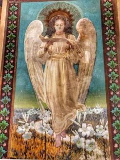 Gli angeli della chiesa di Almeyda