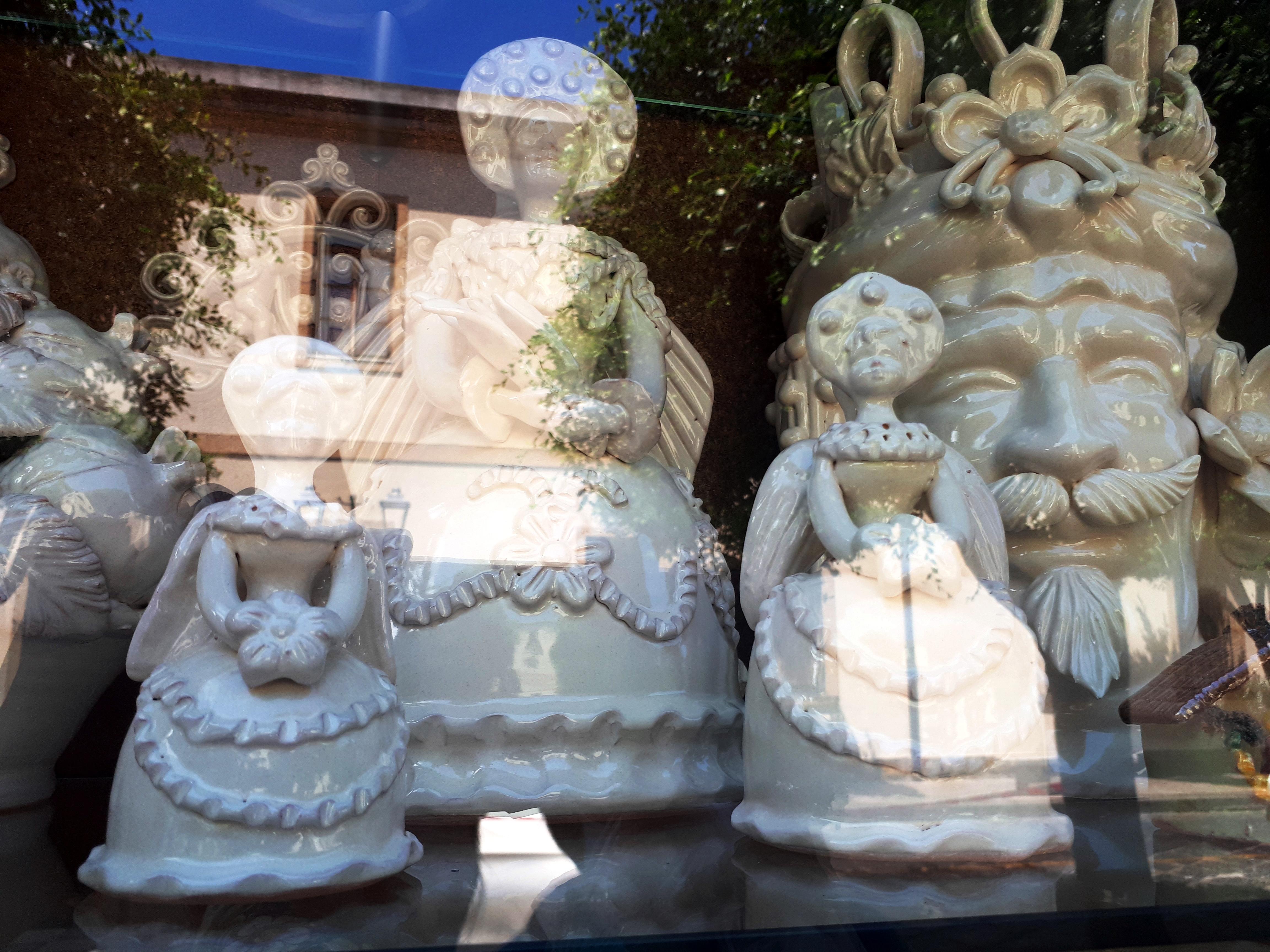 La Matrangela, la Madre degli Angeli. Che porti luce. E pace. E serenità