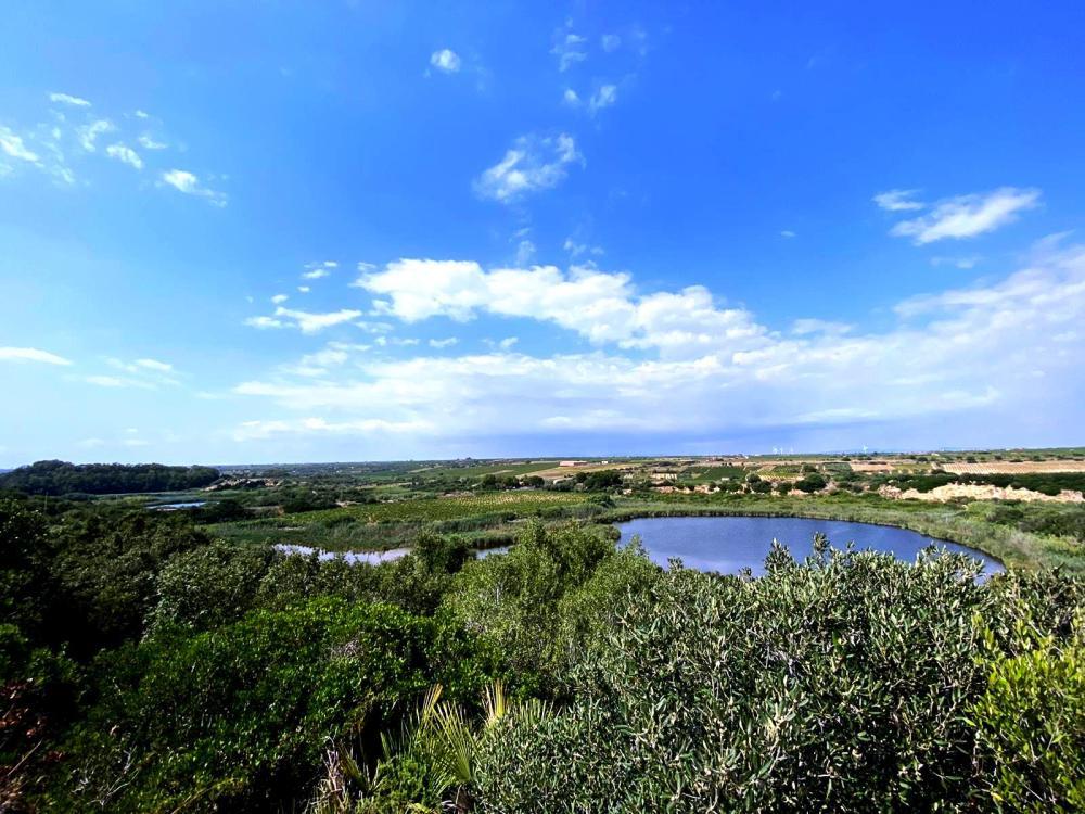I laghi carsici della Riserva naturale integrale, oasi WWF, Lago Preola e Gorghi Tondi