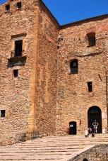 Il Castello Ventimiglia è uno dei più visitati in Sicilia