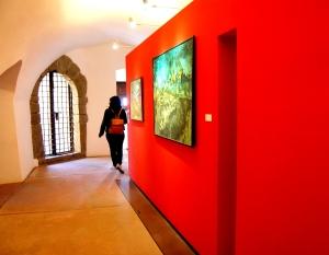 Una pinacoteca di arte moderna e contemporanea